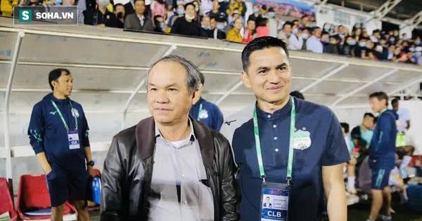 Báo Thái khen bầu Đức hết lời: Ông ấy khiến V.League bùng nổ trở lại khi mời về Kiatisuk