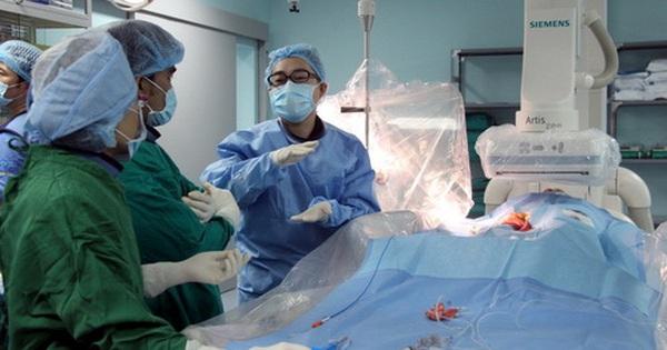 Bác sĩ bệnh viện đầu ngành