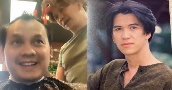 """""""Quách Phú Thành"""" Việt Nam: 52 tuổi vẫn độc thân, bỏ hát đi cắt tóc tại Mỹ"""