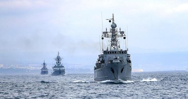 Nga tập trận quy mô lớn tại Crimea giữa căng thẳng với Ukraine