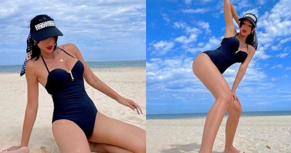 Minh Triệu tiết lộ bí mật đằng sau những bức ảnh bikini nóng