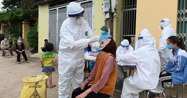 Hà Nội gửi công văn hoả tốc trong đêm sau khi có 1 trường hợp dương tính với SARS-CoV-2