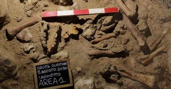 Phát hiện dấu tích của người Neanderthal trong hang động phía nam Rome