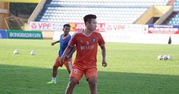 Cầu thủ U22 Việt Nam trưởng thành từ