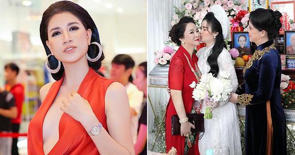 """Con dâu bà Phương Hằng bị chê là nhan sắc """"dao kéo"""", Trang Trần phản ứng bất ngờ"""