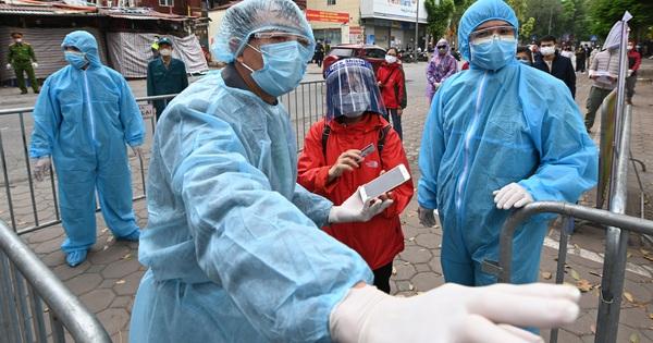Đối phó với biến thể virus SARS-CoV-2 lây lan nhanh nhất thế giới: Việt Nam đổi chiến thuật từ