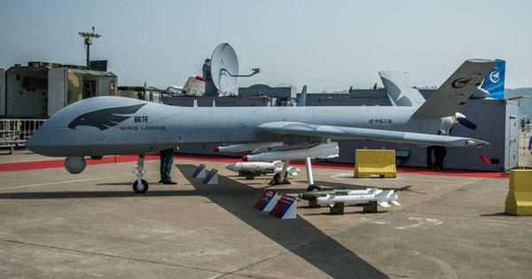 Trung Quốc công bố khu công nghiệp chuyên sản xuất UAV thương mại và quân sự