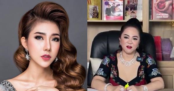 Bà Nguyễn Phương Hằng chỉ trích nghệ sĩ, Hoàng Y Nhung lên tiếng: Nói người ta đánh đổi, mua bán chỉ cho thấy mình là người sân si