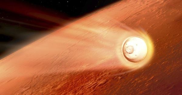 Trung Quốc chơi lớn: Chuẩn bị cho tàu thám hiểm Chúc Dung đổ bộ sao Hỏa - Trong lịch sử, chỉ Mỹ làm được