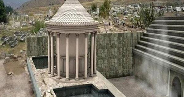 Sự thật về 'cổng địa ngục' 2.200 năm của người La Mã cổ đại