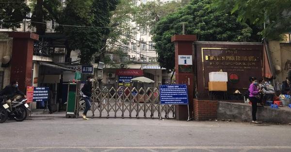 2 bác sĩ Bệnh viện Phổi Trung ương dương tính với SARS-CoV-2: Bệnh viện nói gì?