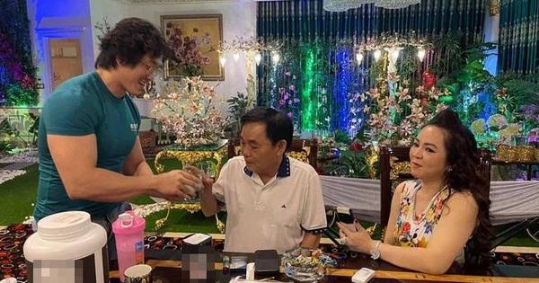Gymer Duy Nguyễn: Áp lực khi gặp bà Nguyễn Phương Hằng, không bàn tới những lùm xùm với nghệ sĩ