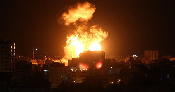 Rocket từ Syria bất ngờ nã vào Israel, chiến sự tiếp tục nóng - Thủ tướng Netanyahu thề không để lãnh đạo Hamas 'thoát khỏi vòng vây'