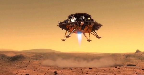 Bí mật về vị thần 'bảo hộ' cho tàu thăm dò Trung Quốc vừa đáp xuống sao Hỏa, cân bằng với Mỹ