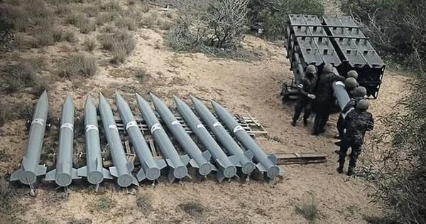 Điểm danh các loại vũ khí trong cuộc đụng độ Israel - Hamas