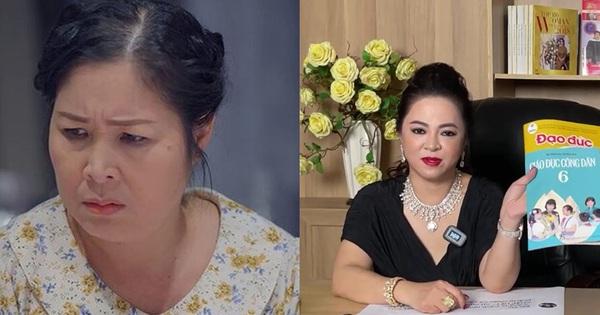 Bà Nguyễn Phương Hằng nhắn NSND Hồng Vân: