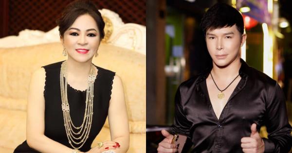 Nghệ sĩ kêu gọi chính quyền vào cuộc vụ bà Phương Hằng, Nathan Lee phản ứng, đứng về phía nữ đại gia?