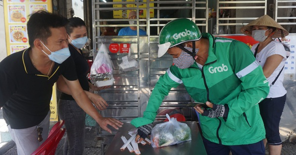 Đà Nẵng: Taxi, Grab, giao hàng dừng hoạt động  sau ca tài xế taxi công nghệ mắc Covid-19