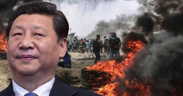 Vai trò giấu mặt của Trung Quốc trong xung đột ở Gaza: Bắc Kinh đang đào cái hố dành cho ai?
