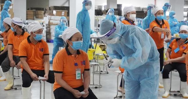 Phú Thọ: Phát hiện 2 ca dương tính sau 3 lần âm tính với SARS-CoV-2