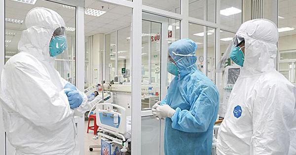 4 trường hợp mắc Covid-19 tiến triển nặng, 1 bệnh nhân nặng tiên lượng rất nặng