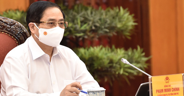 """Thủ tướng Phạm Minh Chính: Đợt dịch Covid-19 này """"mầm bệnh xuất phát từ bên ngoài"""""""
