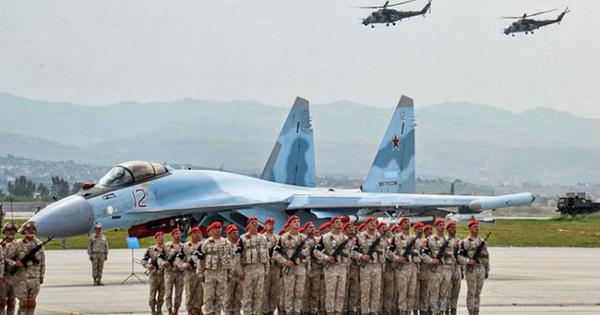 Nga dội 180 cuộc không kích vào các mục tiêu của khủng bố IS tại Syria