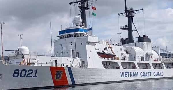 Mỹ sắp bàn giao tàu 3.000 tấn cho Cảnh sát Biển Việt Nam: Hé lộ những hình ảnh đầu tiên