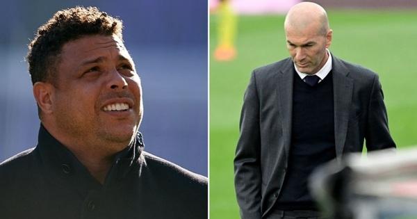 Ronaldo 'béo' không giữ được lời hứa