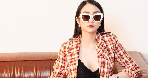 Vóc dáng Hương Baby tuổi 31