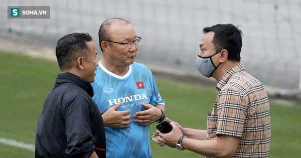 NÓNG: Thầy Park chốt danh sách ĐT Vi