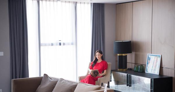 Hoa hậu Lương Thùy Linh khoe căn nhà