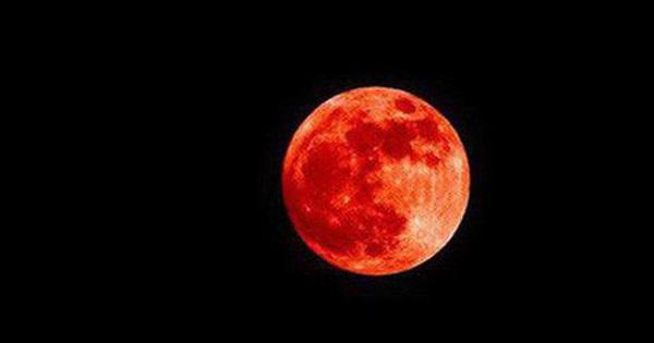 Những nơi nào có thể quan sát 'siêu trăng máu' tối nay?