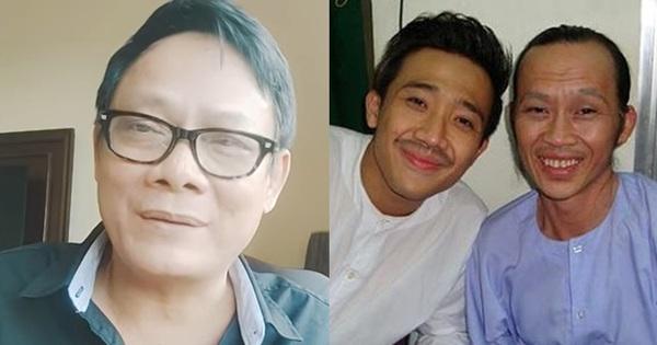 Nghệ sĩ Tấn Hoàng nhắn Hoài Linh, Trấn Thành: Nếu sai thì cứ nói hết sự thật với công chúng