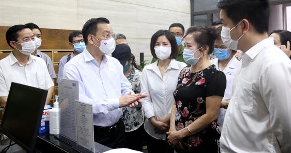 Hà Nội: Sau dịp nghỉ lễ nguy cơ lây lan dịch bệnh rất đáng lo