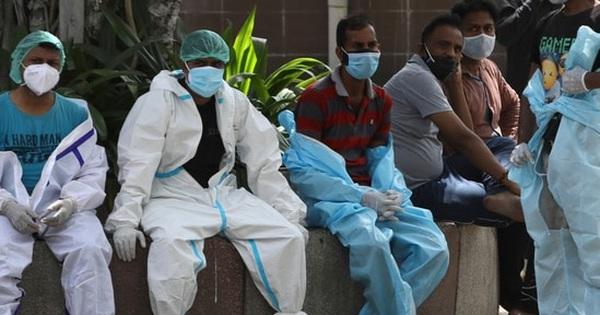 Thêm một nước láng giềng Ấn Độ bị COVID-19 tấn công, ghi nhận số ca mắc trong ngày cao chưa từng thấy