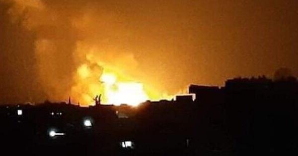 Tấn công bất thường gần căn cứ Nga, Israel thổi bùng căng thẳng ở Syria?