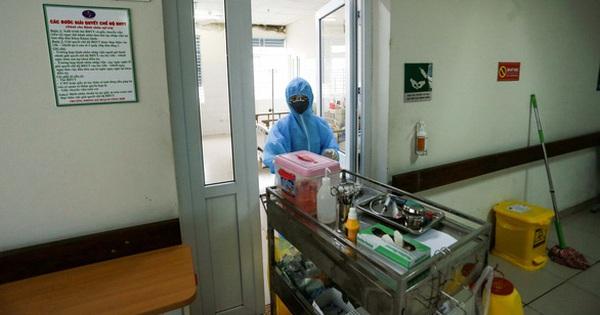 BN chăm bố vợ ở BV Bệnh nhiệt đới TƯ mắc Covid-19: Đi ăn cưới, ăn giỗ, tiếp xúc nhiều người, có nguy cơ lây nhiễm cao