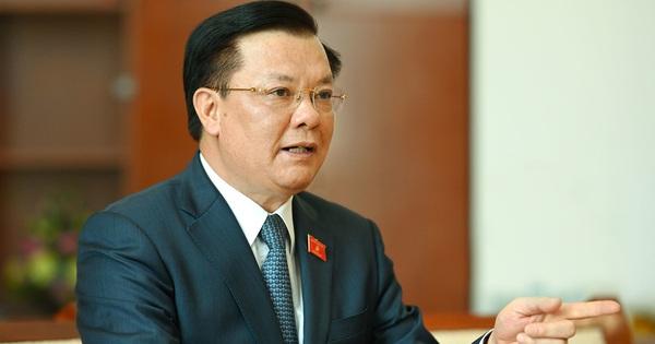 Bí thư Hà Nội Đinh Tiến Dũng khẳng định