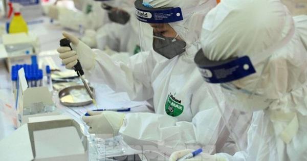 Xác định gần 2.000 F1, F2 liên quan đến nhân viên chùa Tam Chúc dương tính với SARS-CoV-2