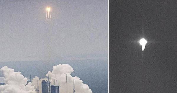 Để tên lửa rơi mất kiểm soát: Đây không phải lần đầu tiên Trung Quốc khiến thế giới gặp nguy!