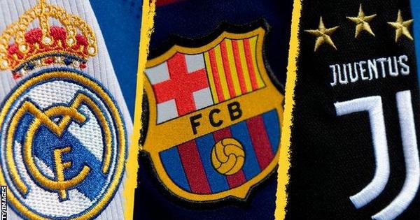 Bị UEFA đe doạ, Juve, Real và Barca