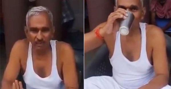 Nghị sĩ Ấn Độ thị phạm uống nước tiểu bò để chống Covid-19: Uống tốt nhất vào buổi sáng khi bụng đói