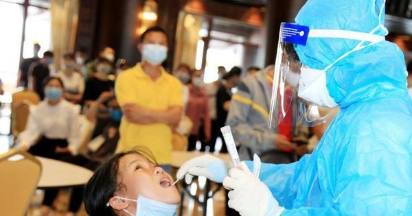 Đã có kết quả xét nghiệm hơn 1000 người liên quan đến nữ nhân viên chùa Tam Chúc mắc Covid-19