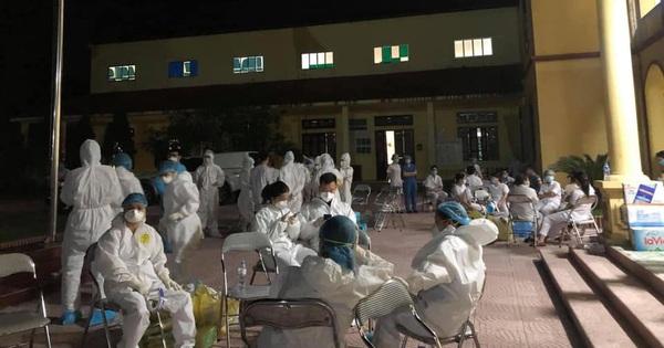 Bắc Ninh: Đã có 89 ca mắc Covid-19, ưu tiên xét nghiệm 180.000 người dân huyện Thuận Thành