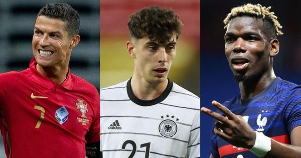 Bảng F - EURO 2021: Đức thất thế trư