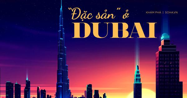 Bên lề Việt Nam vs UAE: 'Đặc sản' mang tầm vóc siêu giàu của Dubai, nơi tuyển Việt Nam đang du dấu VL World Cup