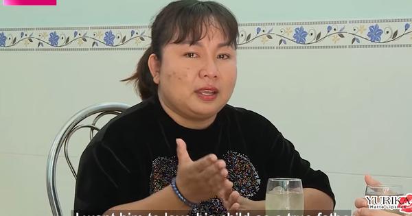 Diễn viên Kim Đào bị chồng bỏ vì con không giống cha, bật khóc khi 3 năm chồng không thăm con