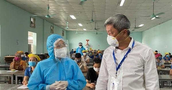PGS TS Nguyễn Trường Sơn nhận nhiệm vụ Trưởng Bộ phận Hỗ trợ chống dịch Covid-19 tại TP HCM