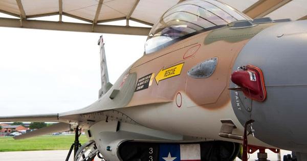 Tiêm kích F-16 Mỹ sơn màu ngụy trang khá giống tiêm kích Không quân Việt Nam: Thực hư về màu sơn